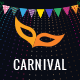 Carnival - Material Event Template - ThemeForest Item for Sale