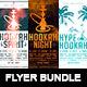 Hookah Everything Bundle | Premium Conceptual Modern Flyer PSD Template - GraphicRiver Item for Sale