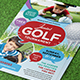 Kids Charity Golf Flyer -Graphicriver中文最全的素材分享平台