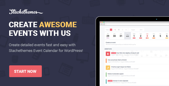 Stachethemes Event Calendar  Wordpress Events Calendar Plugin By
