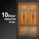 10 3D Animation Door - VideoHive Item for Sale