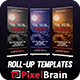 The Devil Moon Roll-Up Templates Vol. 2 - GraphicRiver Item for Sale