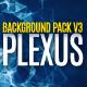 Plexus Background Pack V3 - VideoHive Item for Sale