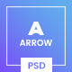Arrow- Multipurpose PSD Template - ThemeForest Item for Sale