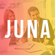 JUNA - Clean PSD Template - ThemeForest Item for Sale