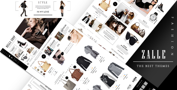 Image of Zalle Perfect Style Prestashop Theme