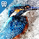 Geometric Art Photoshop Action - GraphicRiver Item for Sale