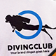 Diving Club Logo - GraphicRiver Item for Sale