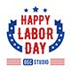 15 Labor Day Badge - GraphicRiver Item for Sale