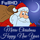 Merry Christmas And Happy  New Year Animated Card - VideoHive Item for Sale