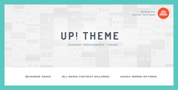 UP! – Multi-Purpose Responsive WooCommerce Theme