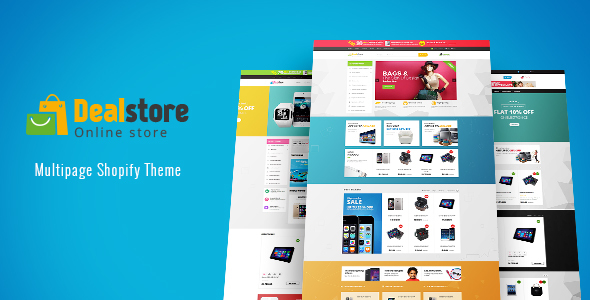 Image of Ap Deal Store Shopify Theme
