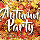 Autumn Party - GraphicRiver Item for Sale