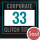 Glitch Corporate Titles - VideoHive Item for Sale