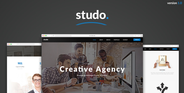 Studo – Creative Template