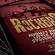 Rockers Grunge Flyer/Poster