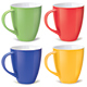 Colorful Cups. Set - GraphicRiver Item for Sale