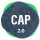 Cap - Coming Soon Template - ThemeForest Item for Sale