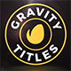 Gravity Titles - VideoHive Item for Sale