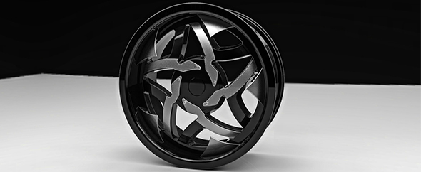 Luxury Rims - 3DOcean Item for Sale
