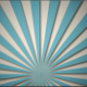 Creative Blue Sunrays Loopable Background - VideoHive Item for Sale
