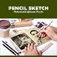 Pencil Sketch Pro Lightroom Presets - GraphicRiver Item for Sale