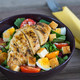 Vegetable salad with roasted chicken meat - PhotoDune Item for Sale