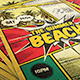The Summer Beach Flyer/Poster - GraphicRiver Item for Sale
