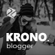 Kronosmond: The Ultimate Responsive Portofolio Theme for Blogger - ThemeForest Item for Sale