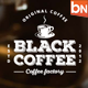 15 Modern Coffee Logo & Label - GraphicRiver Item for Sale