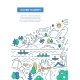 Water Tourism - Line Design Brochure Poster - GraphicRiver Item for Sale