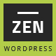 Zen - Multi-Purpose OnePage LayersWP Child Theme Nulled