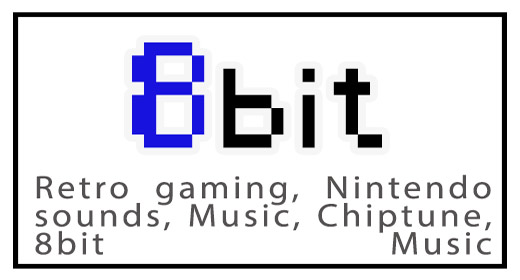 Retro Gaming - 8bit Music & sounds