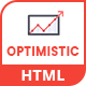 OPTIMISTIC - SEO and Marketing Responsive Template - ThemeForest Item for Sale