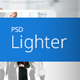 Lighter One Page Multipurpose PSD Template - ThemeForest Item for Sale