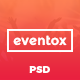 Eventox | Event Concert & Conference PSD Template - ThemeForest Item for Sale