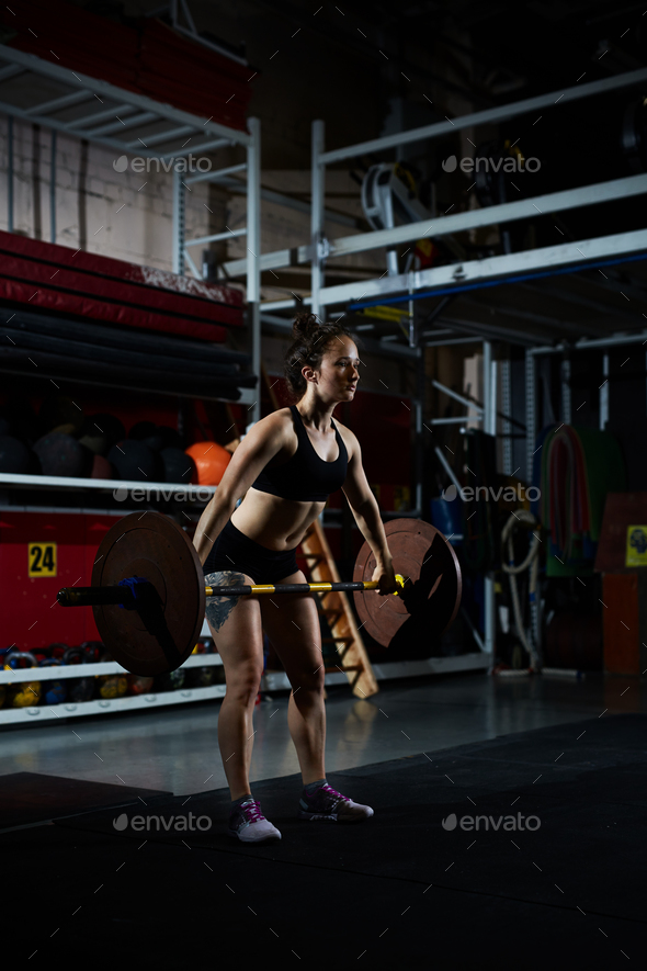 Physical workout - Stock Photo - Images