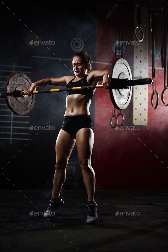 Heavy training - Stock Photo - Images