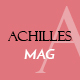 ACHILLES - Multipurpose Magazine PSD Template Nulled