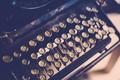 Old Vintage Typewriter - PhotoDune Item for Sale