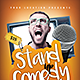 Stand Up Comedy Night - GraphicRiver Item for Sale