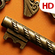 Decorated Old Key 0728 - VideoHive Item for Sale