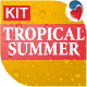 Tropical Party Kit