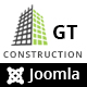 GTBuilder - Construction & Building Joomla Template Nulled