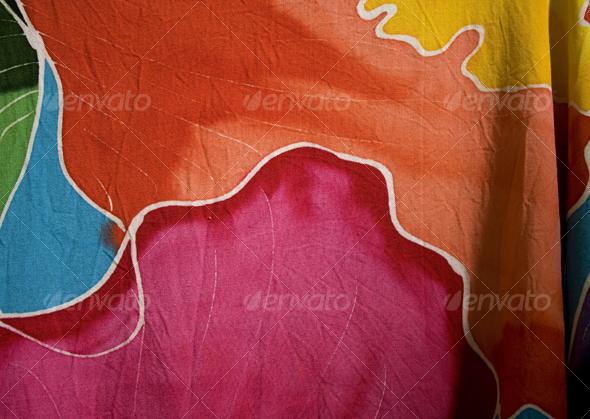 Batik fabric - Fabric Textures