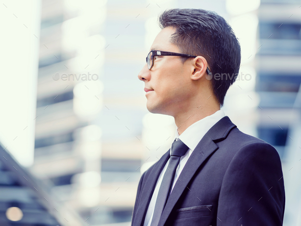 Aimed to success in business - Stock Photo - Images