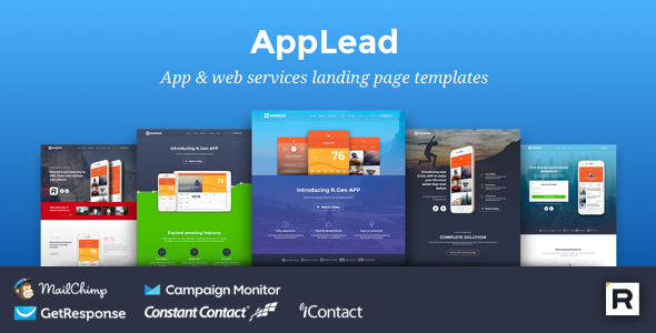Image of App Landing Pages