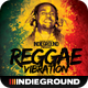 Reggae Flyer/Poster Vol. 4 - GraphicRiver Item for Sale