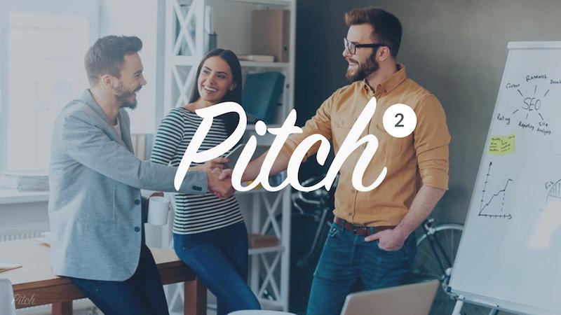 Pitch Vol.2 - Modern Powerpoint Template