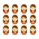 Woman Facial Expressions - GraphicRiver Item for Sale